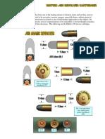 British .450 Revolver Cartridges