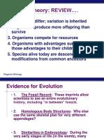 darwin evolution nselection