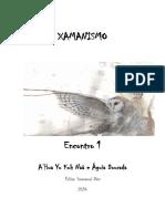 Xamanismo - Encontro 1 - V1