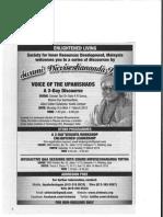 VoiceoftheUpanishads-SwamiNirviseshanandaTirtha