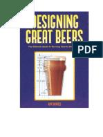 Designing Great Beers (Español)