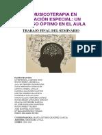 Musicoterapia PDF