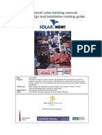 Documentos Basic Tech Solar Training Manual FEF 08 ENG 84e8a4fd