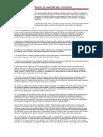 ANEXO 9 Reglamento de Seguridad Para Contratistas