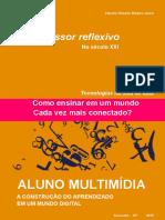 Claudio Roberto Ribeiro Junior Desafios Para Um Professor Reflexivo