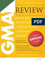 GMAT Og 11th Edition_cr