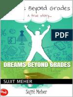 Dreams Beyond Grades-Sujit Meher