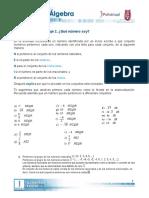 Algebra Act2