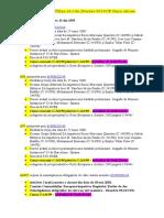 JURISPRUDEN+óA PRONUN+óAT¦é PE art.3 din DIRECTIVA 13 din 1993 de CJUE