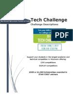 tech challenge 2017 all