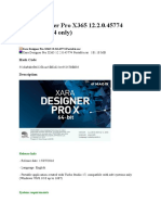 Xara Designer Pro X365 12