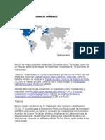 Tratados de Libre Comercio de México