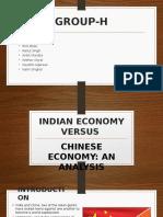 Indian Economy Versus