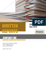 ChE435WrittenReports(1).pptx