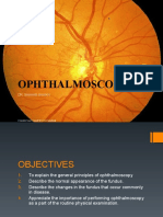 (Practical) Ophthalmoscopy (1)