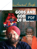 Gods and Godmen of India by Khushwant Singh