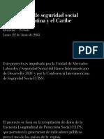 BID Presentacion Observatorio de Seguridad Social