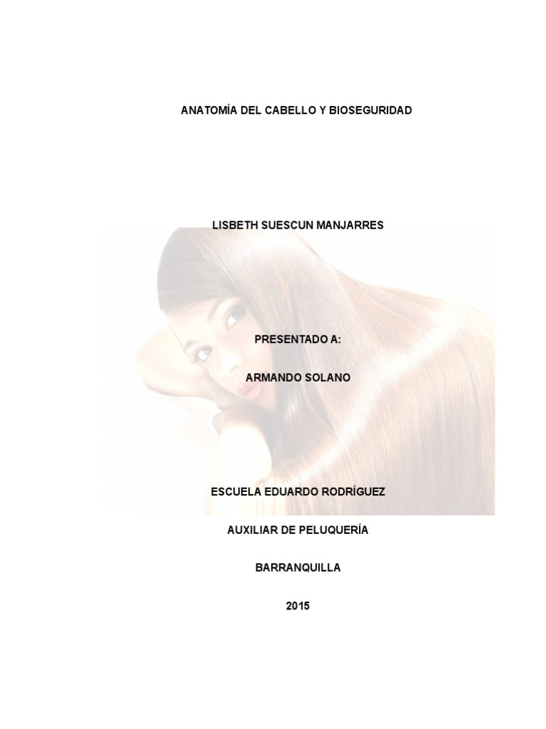 Anatomía Del Cabello