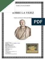 ciceron marco tulio - de la vejez (bilingue).pdf