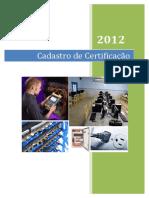 SIGETI - Manual de Certificação