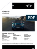 Mini Cooper S E-Brochures