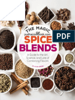 The Magic of Spicy Blends_yudhacookbook.com
