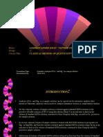 Classical Method of Quantitative Analysis