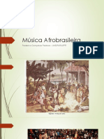 Música Afrobrasileira