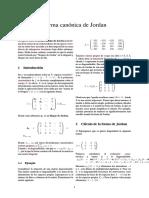 Sea f un endomorfismo sobre un K -espacio vectorial V de dimensión n > 1 (f