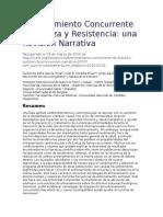 Entrenamiento Concurrente de Fuerza y Resistencia