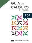 guia do calouro UnB 2016/2