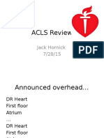 Acls Review 2015