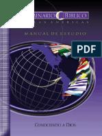 Seminario Bíblico de las Américas - Doctrina de Dios.pdf