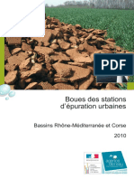 Boues Element Chemiques