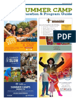 Summer Camp Education & Programs - February 2017 sct