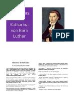 Memorias de Katharina Scheila Dos Santos Dreher