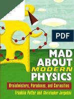Mad About Modern Physics - F. Potter, C. Jargodzki.pdf