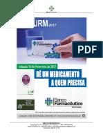 Banco Farmaceutico 2017 - Farmacias