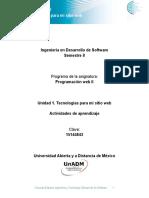 Unidad 1 Actividades de Aprendizaje Dpw2