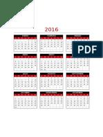 Calendario Universal