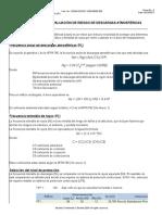 Calculos NFPA 780(Evaluacion de Riesgo de Descargas Atmosfericas)