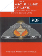 The Cosmic Pulse of Life - Trevor James Constable