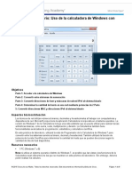 7.1.2.8 Lab - Using the Windows Calculator with Network Addresses.docx