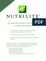 Jornada de salud y nutrición en nuestra empresa.docx