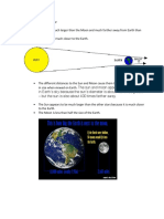 Space Study Guide