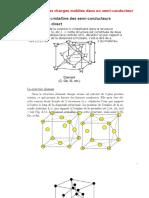 Chap2 Calcul de La Densité Des Charges Mobiles Dans Un Semiconducteur