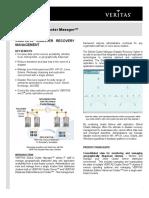 VERITAS Global Cluster Manager™