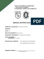 Manual de Laboratorio de Alimentos 2017-1 (1)