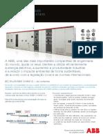 Quadros Electricos ABB Norma IEC61439 Março2013