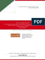 Soares, Denise; Murillo-Licea, Daniel - Gestión de riesgo de desastres, género y cambio climático. Percepciones sociales en Yucatán, México